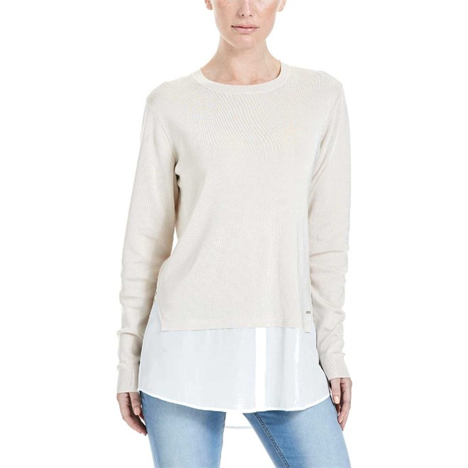 mikina BENCH - Knitwear Tapioca (CR048)