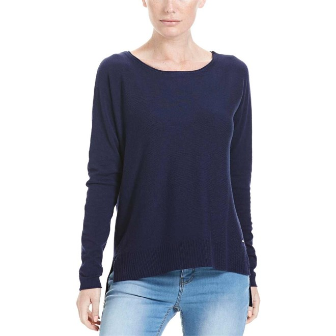 mikina BENCH - Knitwear Maritime Blue (BL193)