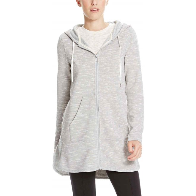 mikina BENCH - Knitwear Summer Grey Marl (GY171X)