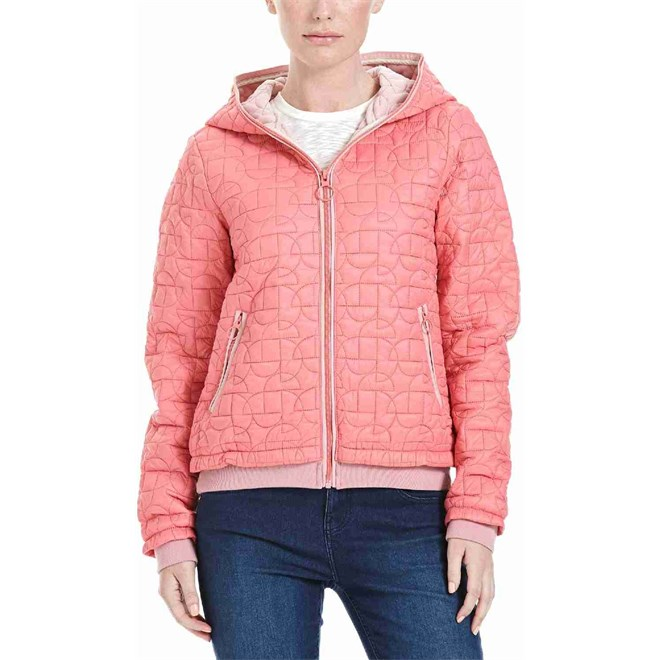 bunda BENCH - Jacket Pink (PK127)