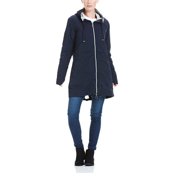 bunda BENCH - 2In1 Parka With Det: Lining Maritime Blue (BL193)
