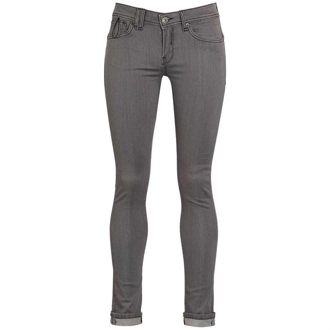 kalhoty BENCH - Frequency V3 Mid Rinse - Grey (WA014-GY)
