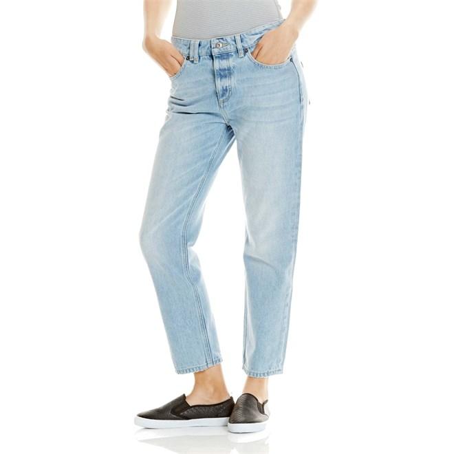 kalhoty BENCH - Slim Cropped Light Rinse (WA011)