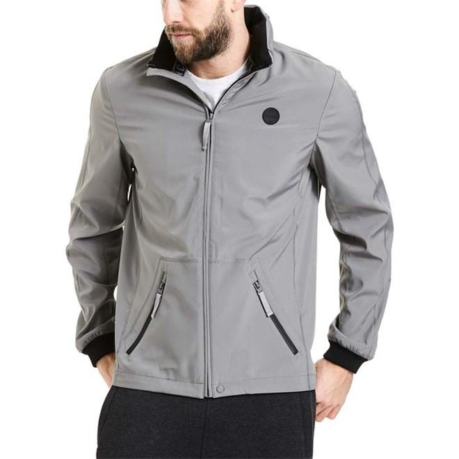 bunda BENCH - Softshelll Jacket Dark Grey (GY149)