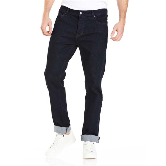 kalhoty BENCH - Slim Raw Blue Raw (DW1032)