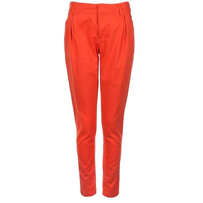 kalhoty BENCH - Straighten Up Light Red (RD052)