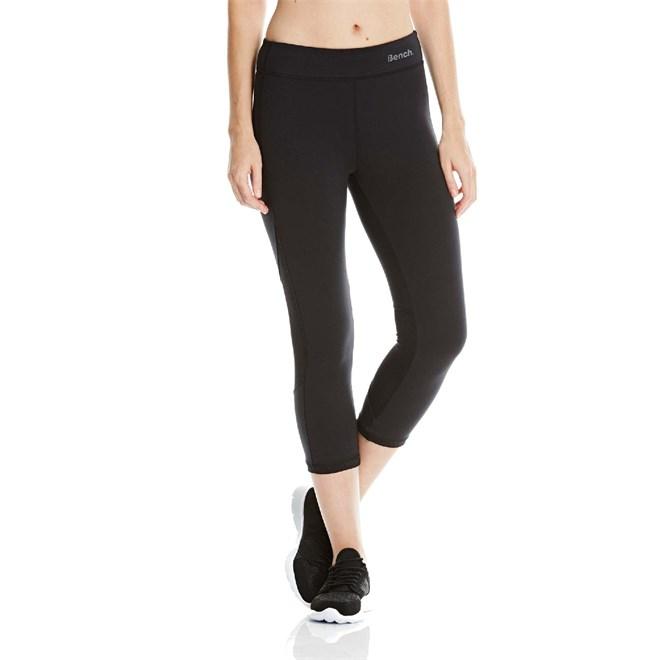 legíny BENCH - Trousers Black (BK022)