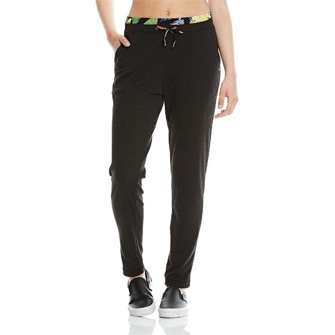 kalhoty BENCH - Hareem Black Marl (BK022X)