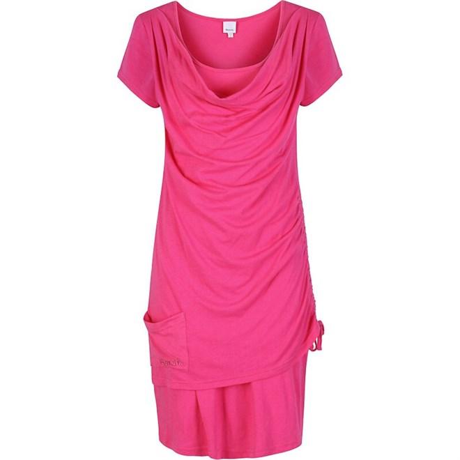 šaty BENCH - Rusper Bright Pink A (PK018)