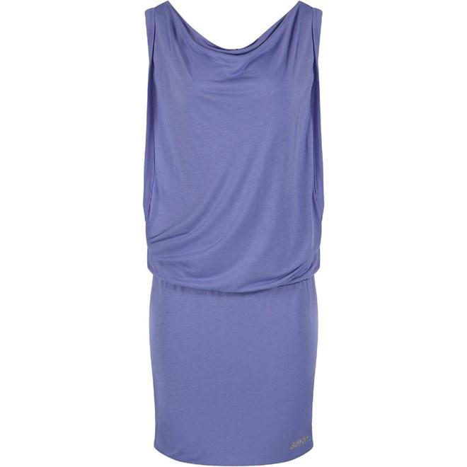 šaty BENCH - Laylow Mid Purple (PU080)