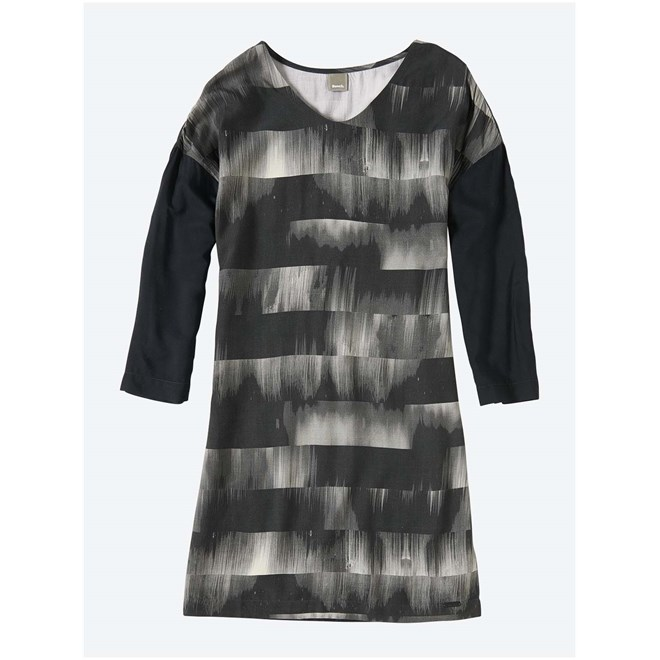 šaty BENCH - Crisp Black (BK014)