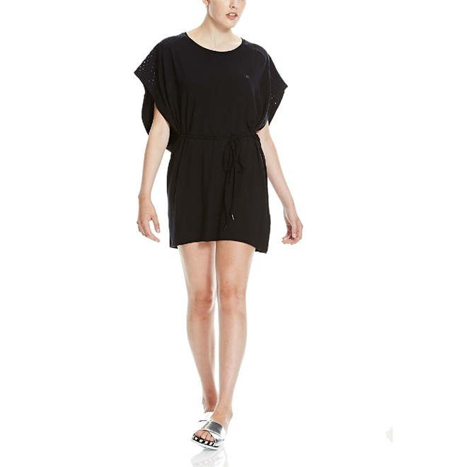 šaty BENCH - T-Shirt Black Beauty (BK022)
