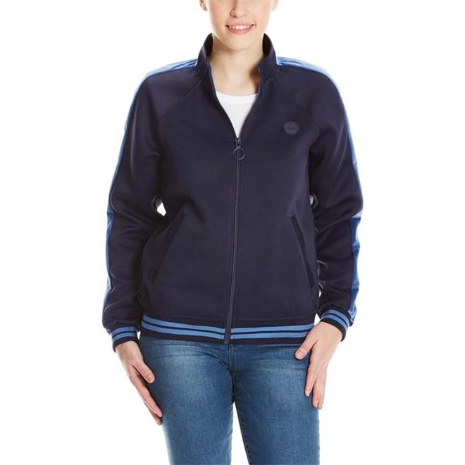 košile BENCH - Track Satin Jacket Dark Navy Blue (NY009)