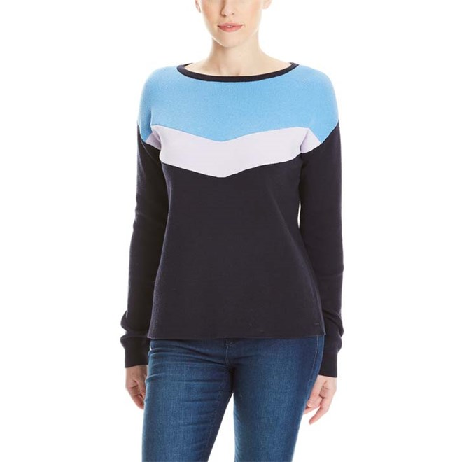 mikina BENCH - Jumper Triangle Essentially Navy (BL11341)
