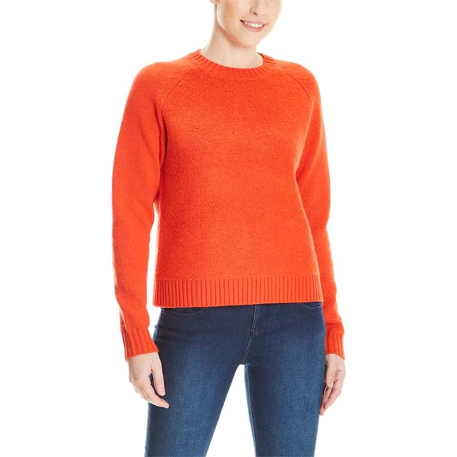mikina BENCH - Jumper Loops Bright Red (RD038)