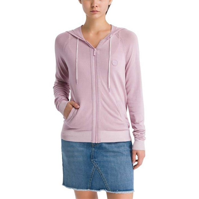 bunda BENCH - Hooded Jacket Dawn Pink (PK11462)