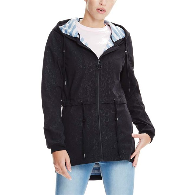 bunda BENCH - Jacket Black Beauty (BK11179)