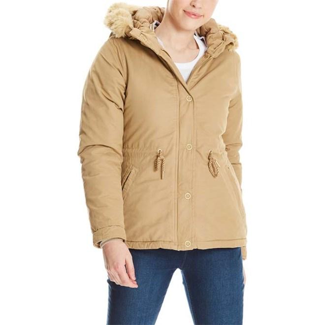 bunda BENCH - Padded Jacket With Fur Lining Stone (ST030)