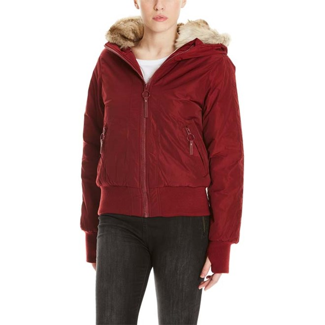 bunda BENCH - Rich Look Bomber Cabernet (RD11343)