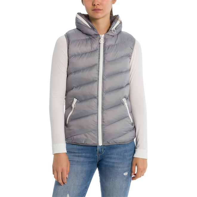 bunda BENCH - Core Puffer Vest Sharkskin (GY11315)