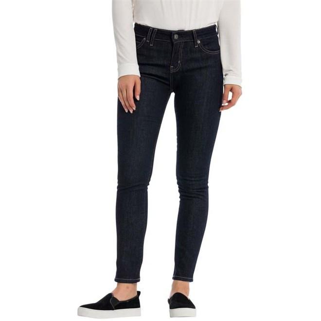 kalhoty BENCH - Denim Slim Dark Blue Blue Raw (DW1032)