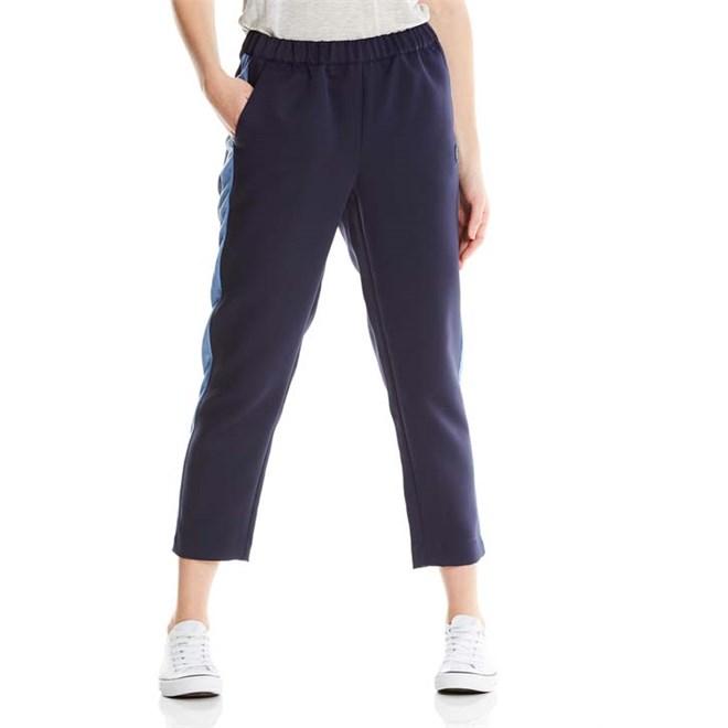 kalhoty BENCH - Track Satin Pant Dark Navy Blue (NY009)