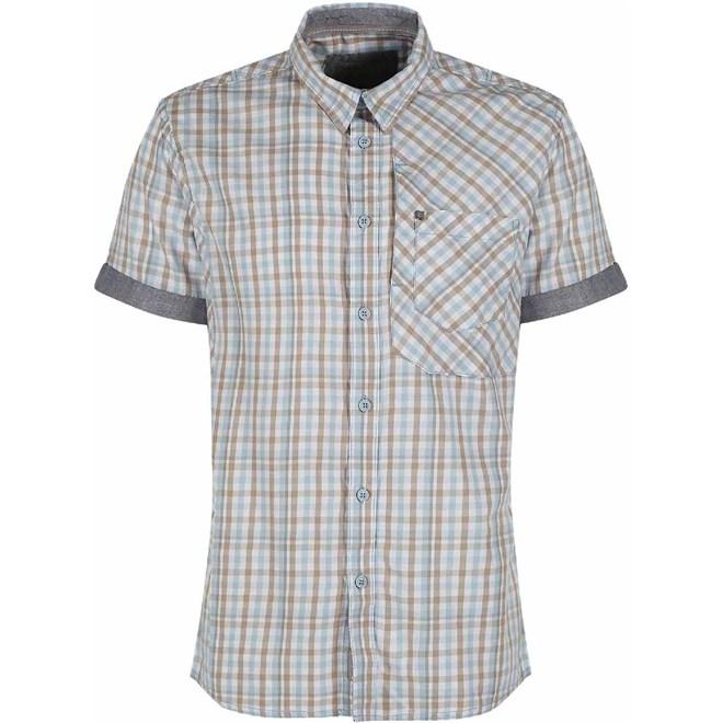 košile BENCH - Urbitz B Light Blue (SK008)