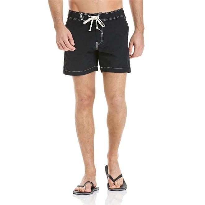 kraťasy BENCH - Shorts Black (BK022)