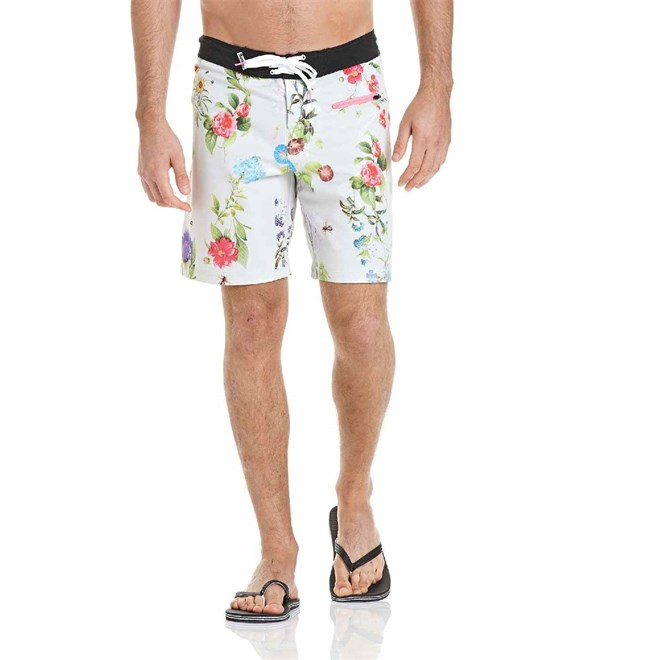kraťasy BENCH - Shorts Cream (CR047)