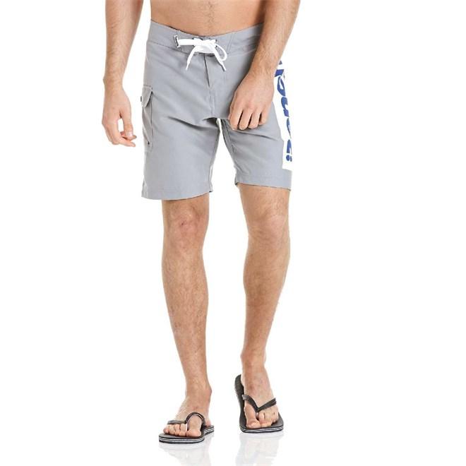 kraťasy BENCH - Shorts Mid Grey (GY043)