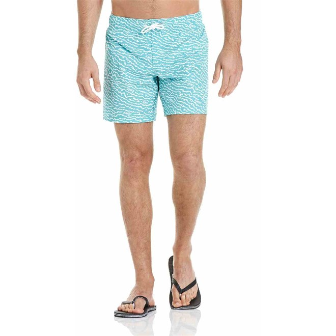 kraťasy BENCH - Shorts Bright Turquoise (BL045)