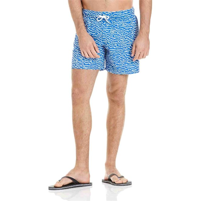 kraťasy BENCH - Shorts Dark Blue (BL103)