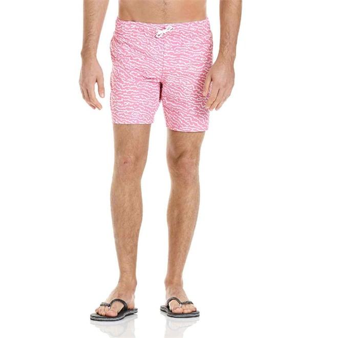 kraťasy BENCH - Shorts Aurora Pink (PK026)