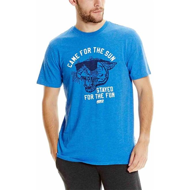 košile BENCH - Graphic Lapis Blue (BL103)
