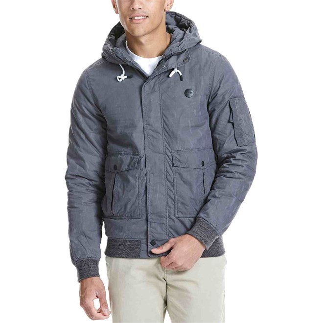 bunda BENCH - Jacket Dark Grey (GY048)