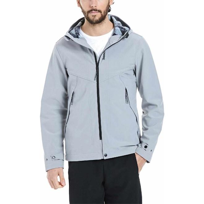 bunda BENCH - Jacket Mid Grey (GY043)