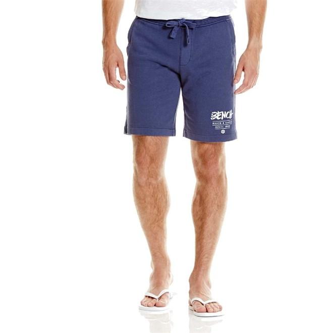 kraťasy BENCH - Sweat Short Navy (NY026)