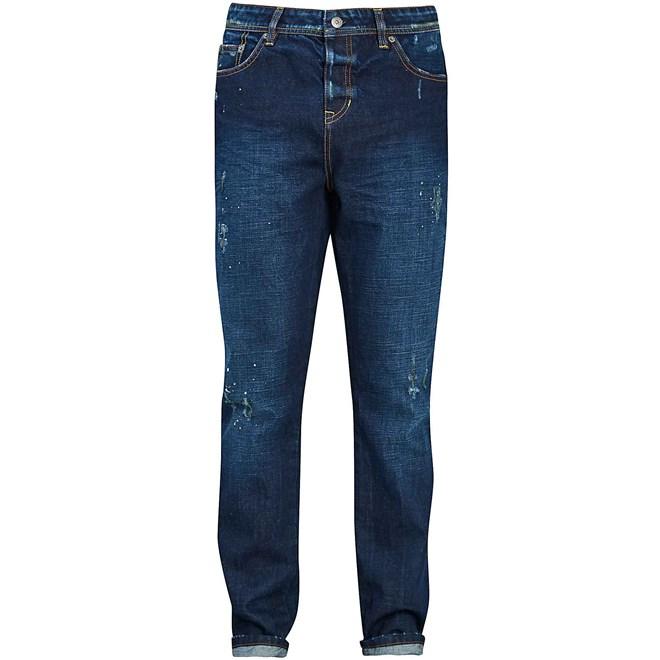 kalhoty BENCH - Monicle-V1 Dark Vintage (WA019)