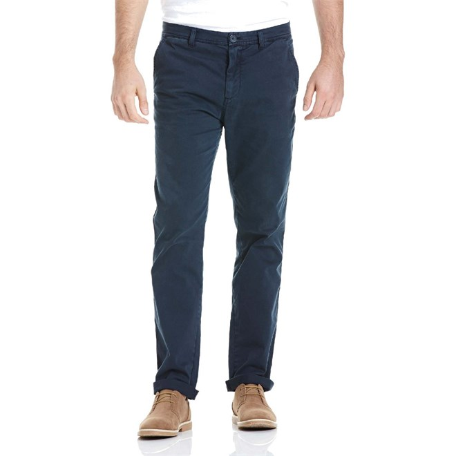 tepláky BENCH - Straight Fit China Dark Navy Blue Marl (NY031X)