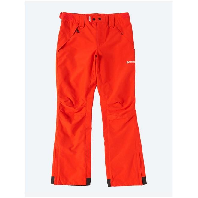 kalhoty BENCH - Deck B Bright Red (RD038)