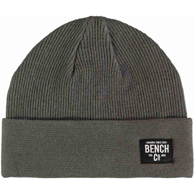 kšiltovka BENCH - Hat Dark Grey (GY048)