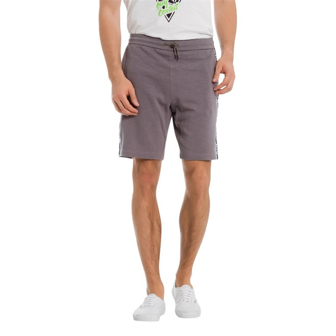 kraťasy BENCH - Beach Shorts Dark Grey (GY001)