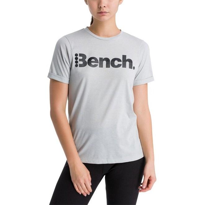 triko BENCH - Corp Tee Light Grey Marl (MA1105)