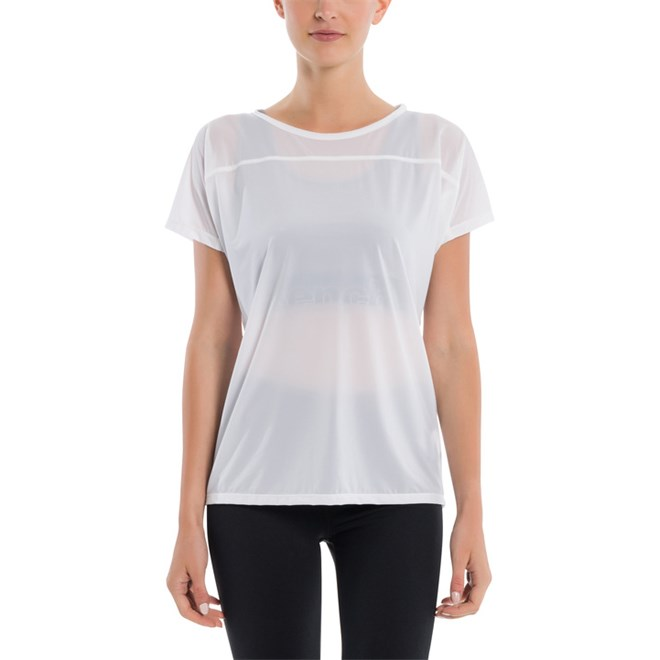 triko BENCH - Loose Active Tee Bright White (WH11185)
