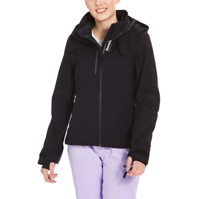 bunda BENCH - Black Line Jacket Black Beauty (BK11179)