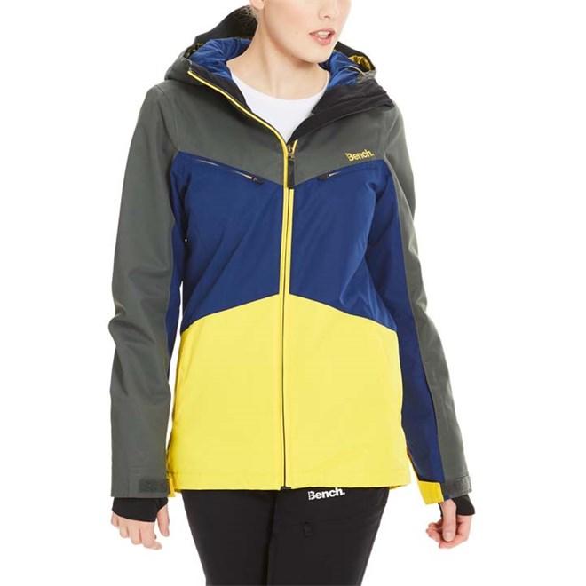 bunda BENCH - Bold Block Jacket Urban Chic (GY074)