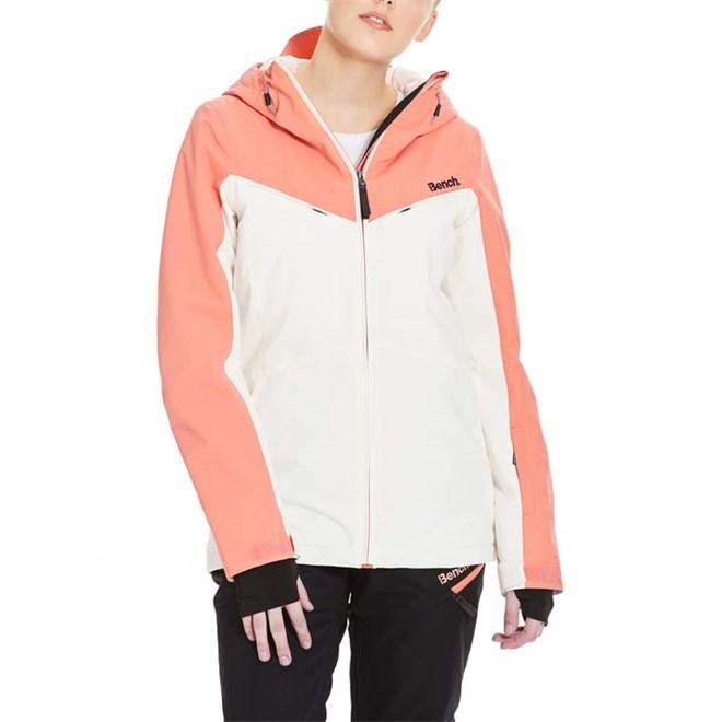 bunda BENCH - Bold Block Jacket Camellia (OR11181)