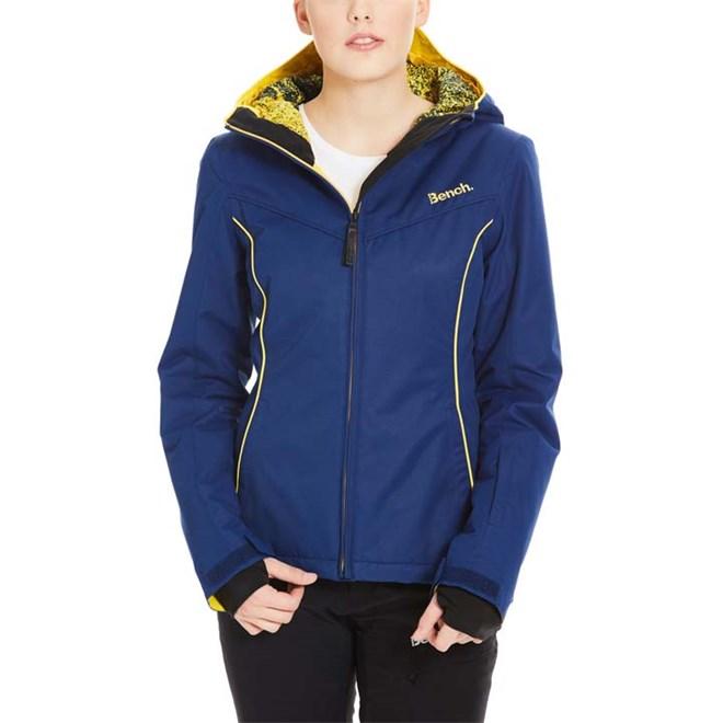 bunda BENCH - Bold Solid Jacket Blue Depths (BL145)