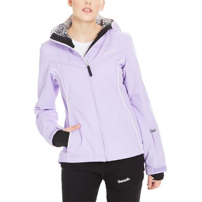 bunda BENCH - Bold Solid Jacket Light Purple (PU132)
