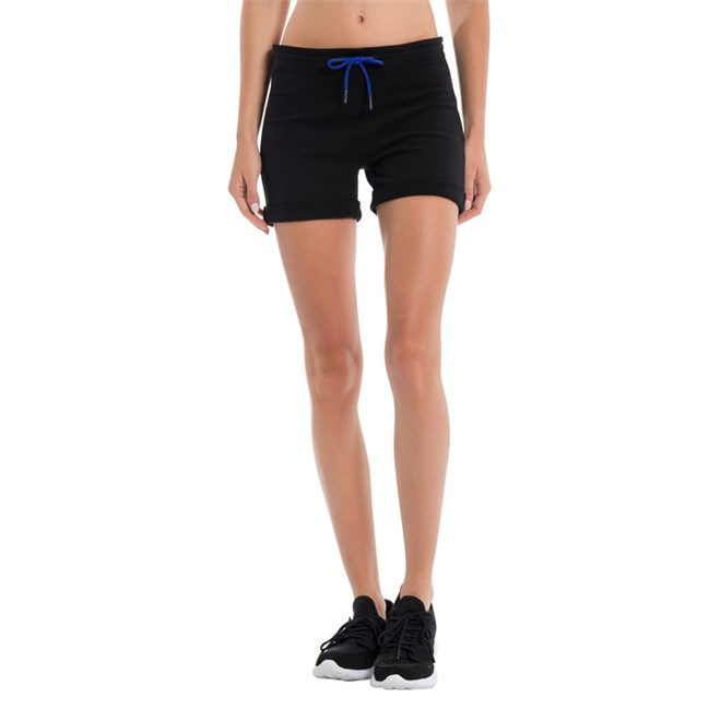 21d359aba61 kraťasy BENCH - Sweat Short Black Beauty (BK11179)